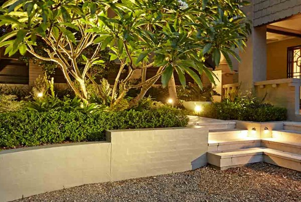 Sydney landscape design maintenance growing rooms for Courtyard garden designs australia