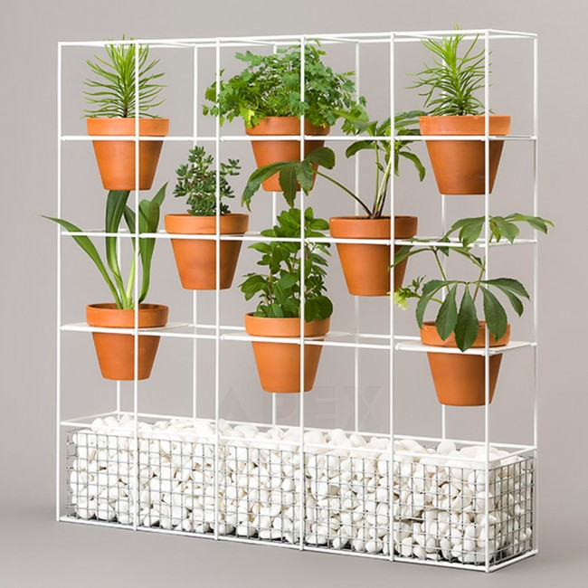Indoor vertical gardens growing rooms landscapes for outdoor living verticalgardensreenwhite12 workwithnaturefo