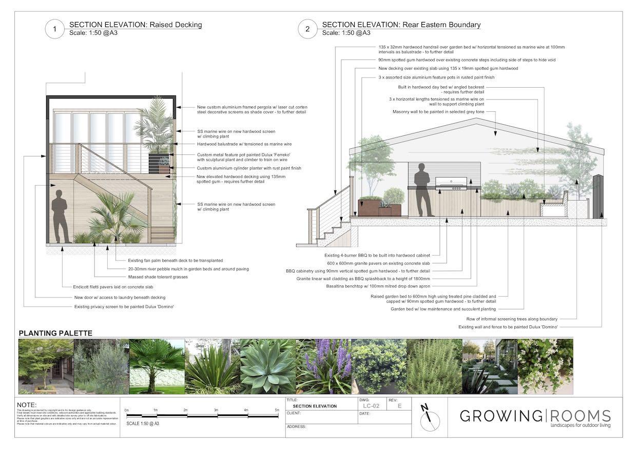 45 Stewart Street 2 • Growing Rooms - Sydney Landscape Design Experts