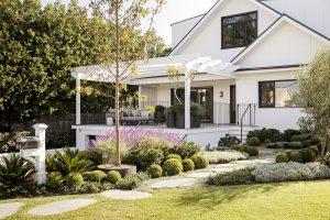 Cronulla front garden